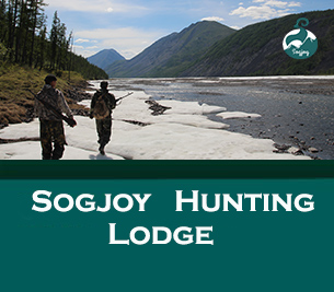 Sogjoy Hunting Lodge, Yakutia